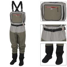 WADERS RESPIRANT SCIERRA SIE W-SEAM STOCKING FOOT WADERS