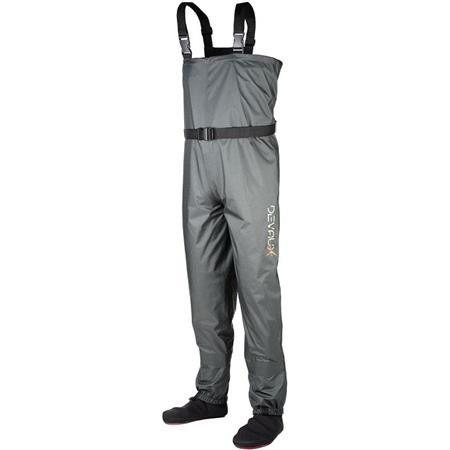 WADERS STOCKING RESPIRANT DEVAUX DVX 100 - GRIS