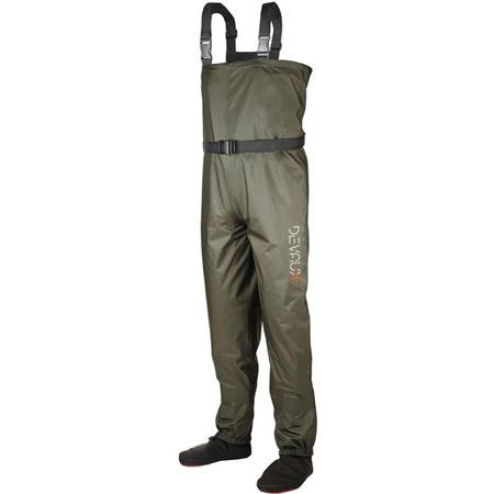 WADERS STOCKING RESPIRANT DEVAUX DVX 100 - OLIVE