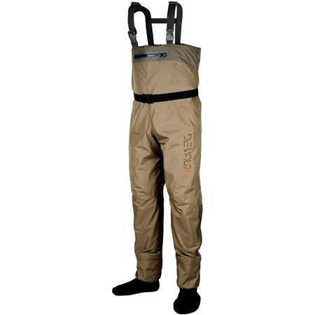 WADERS STOCKING RESPIRANT DEVAUX DVX 300 - OLIVE