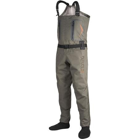 WADERS STOCKING RESPIRANT DEVAUX DVX 600 - OLIVE
