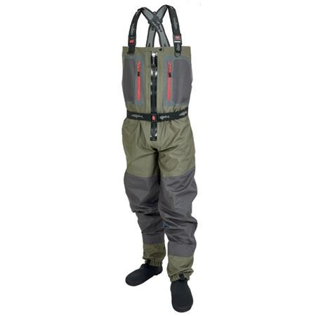 WADERS STOCKING RESPIRANT HYDROX EVOLUTION ZIP