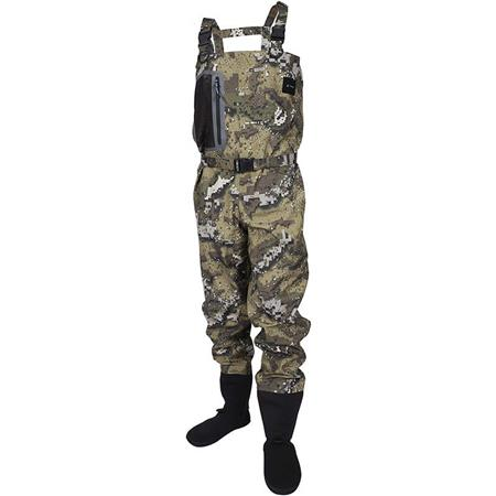 WADERS STOCKING RESPIRANT HYDROX FIRST CAMOU