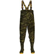 Apparel Vass TEX 800 CAMOUFLAGE CHEST WADER 42
