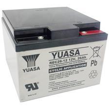 WASSERDICHT-BATTERIE YUASA 12V