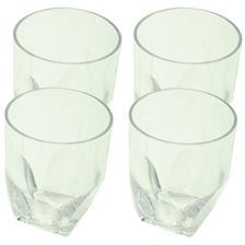 WATER GLASS EUROMARINE - PACK OF 4