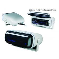 WATERDICHTE BOX VOOR RADIO SPELER BOSS MARINE