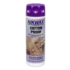 WATERPROOFING FOR COTTON CLOTHES NIKWAX COTTON PROOF