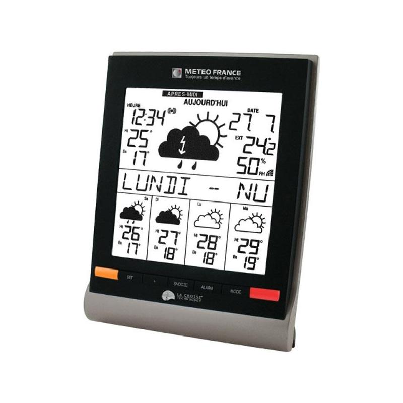 weather station la crosse technology meteo france wd9541. Black Bedroom Furniture Sets. Home Design Ideas