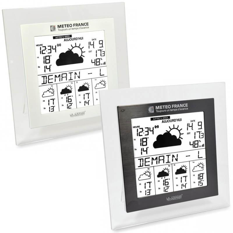 weather station la crosse technology star meteo wd9542. Black Bedroom Furniture Sets. Home Design Ideas
