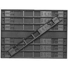 WICKELBRETTER MIT BOX SENSAS EXTRA LARGE 26CM