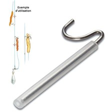 WIRE BAIT CLIP REVERSED MUSTAD - PACK OF 10