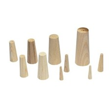 WOODEN PLUGS PLASTIMO