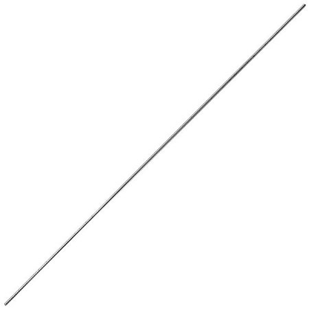 WORM NEEDLE BIBI HOLLOW BEVELED STAINLESS PAFEX