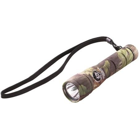 ZAKLAMP STREAMLIGHT BUCKMASTERS PACKMATE LED-C4 CAMO + LED GROEN