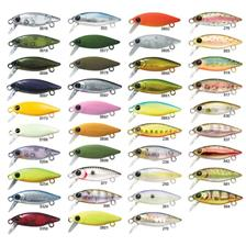 ZINKEND LOKAAS LUCKY CRAFT BEVY MINNOW 33 SNACKY